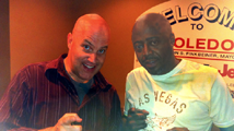 Al and Donnell Rawlings crushing it in Toledo.